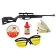 NXG APX Airgun Combo Kit 4x15 With Rings .177 Caliber Pellet or BB