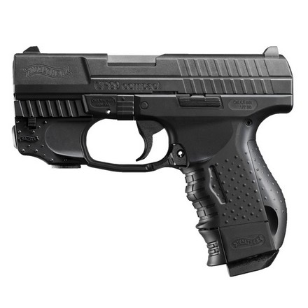 Image for Walther CP99 Compact .177 Caliber Air Pistol 345 F.P.S. With Laser