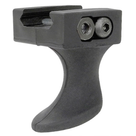 Tactical Rail Hand Stop-Black