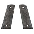 XTR 1911 Grip Square Bottom Hard Rubber Black
