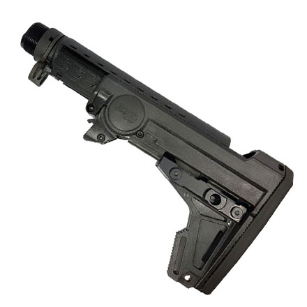 AR-15/M-16 F93 Adjustable Pro Stock Assembly (Includes Butt- Pad and Hardware) Black
