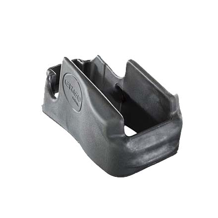 Never Quit Grip (Fits AR-15,  M-16, M4 Magazine) Black