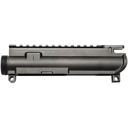 AR15 STRIPPED UPPER RECEIVER - ANODIZED BLACK