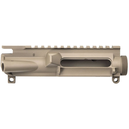 AR15 STRIPPED UPPER RECEIVER - FDE CERAKOTE