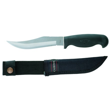 "Lightweight Hunter 6"" Skinner Blade With Nylon Sheath"