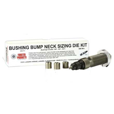 28 Nosler Bushing Bump Kit