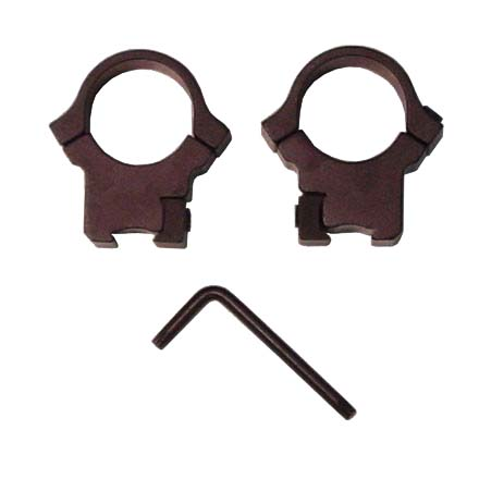 "Image for 1"" Sport Utility Rimfire/Airgun Rings Medium Matte Finish"