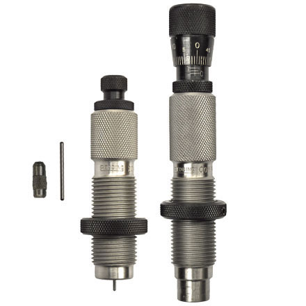6mm Creedmoor Type S Match Bushing Full Length Die Set By