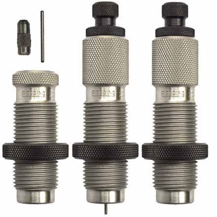 33 Nosler Type S Bushing Neck Die Set