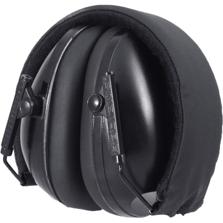 Low Set Over The Head Earmuffs With Cool Max Headband NRR 21