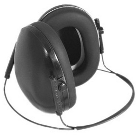 Low Set Behind The Head Earmuffs NRR 19