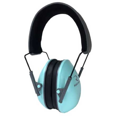 Lowset Ladies Aqua and Charcoal Ear Muff