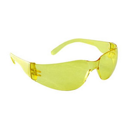 Micro Kids Shooting Glasses Amber Yellow Lens