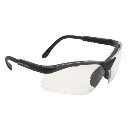 Revelation Shooting Glasses Clear Lens With Adjustable Frame