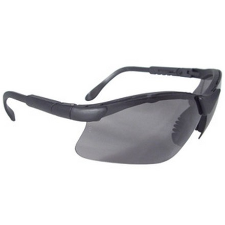 Revelation Shooting Glasses Silver Mirror Lens With Adjustable Frame