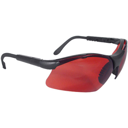 Revelation Shooting Glasses Copper Lens With Adjustable Frame