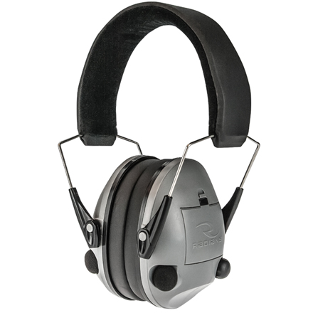 Transverse Electronic Silver Earcups