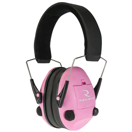 Image for Transverse Electronic Pink Earcups