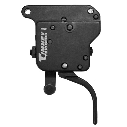 Image for Remington 700 Straight Trigger With Bottom Safety Right Hand Nickel