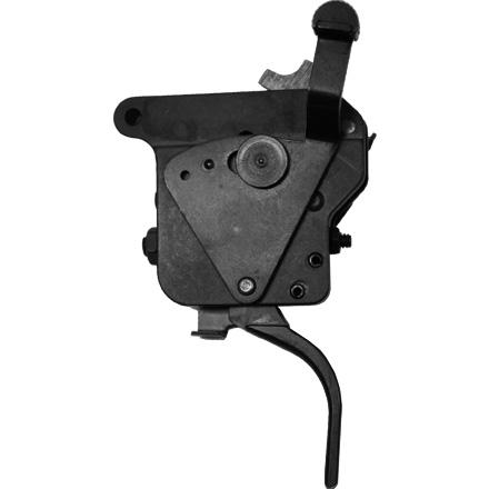 Image for Remington 700 Left Hand Straight Trigger (Black) 3LB