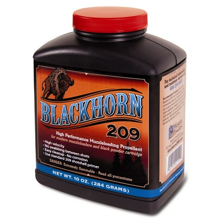 Blackhorn 209 High Performance Muzzleloading Powder (10 Oz)