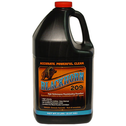 Blackhorn 209 High Performance Muzzleloading Powder (5 Lbs)