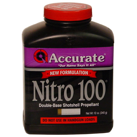 Image for Accurate Nitro 100 (12 Oz)