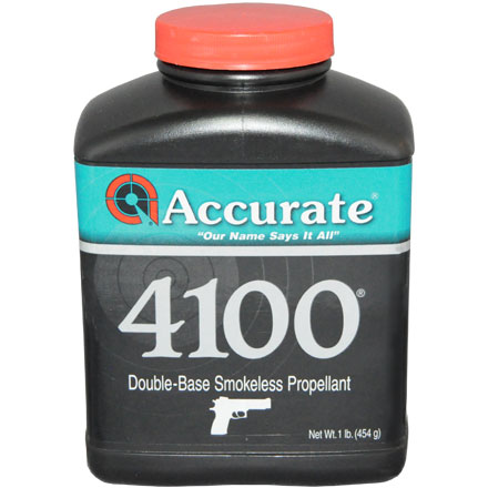 Accurate NO. 4100 Smokeless Powder (1 Lb)