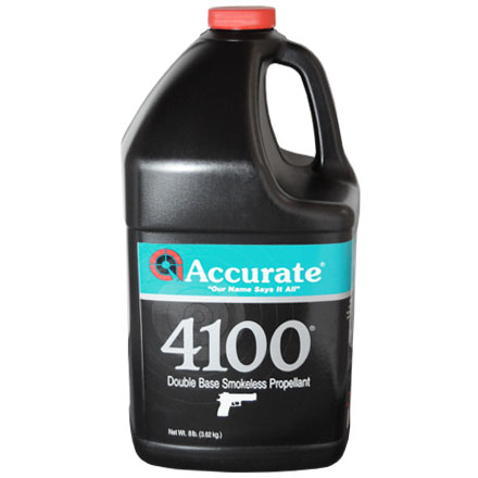 Accurate NO. 4100 Smokeless Powder (8 Lbs)
