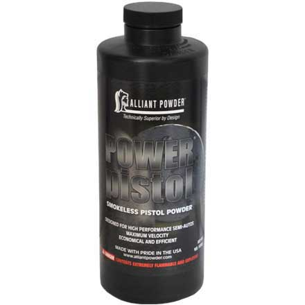 Alliant Power Pistol Smokeless Powder 1 Lb