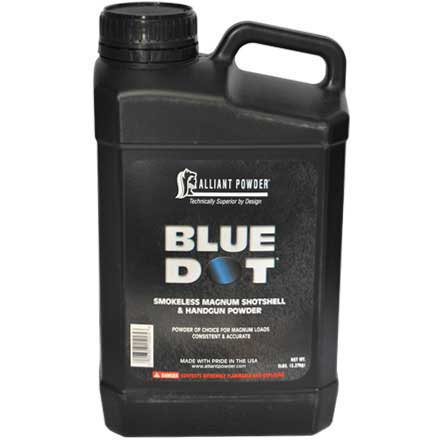 Alliant Blue Dot Smokeless Magnum Powder 5 Lb