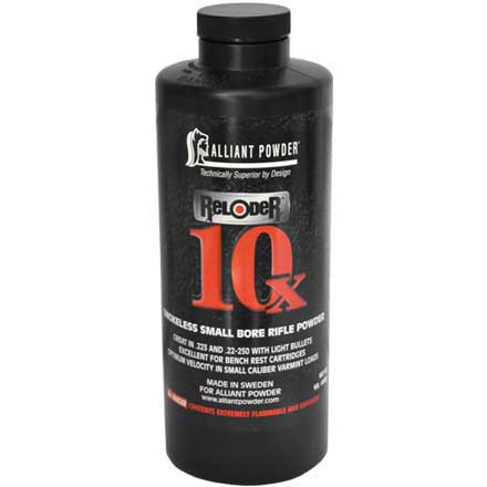 Alliant Reloder 10X Smokeless Small Rifle Powder 1 Lb