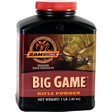 Ramshot Big Game Smokeless Rifle Powder (1 Lb)