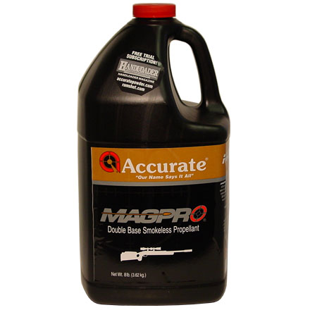 Accurate Mag Pro Smokeless Powder (8 Lbs)