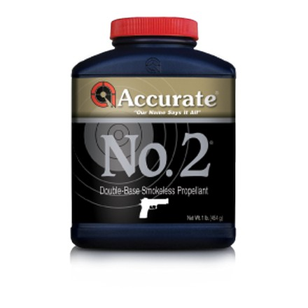 Accurate No. 2 Smokeless Powder (1 Lb)