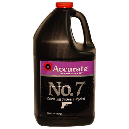 Image for Accurate No. 7 Smokeless Powder (8 Lbs)