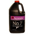 Accurate No. 7 Smokeless Powder (8 Lbs)