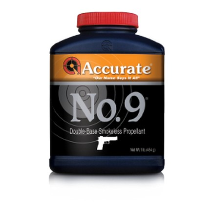 Accurate No. 9 Smokeless Powder (1 Lb)