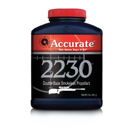 Accurate No. 2230 Smokeless Powder (1 Lb)