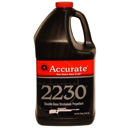 Accurate No. 2230 Smokeless Powder (8 Lbs)