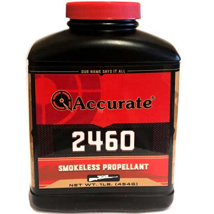 Accurate No. 2460 Smokeless Powder (1 Lb)