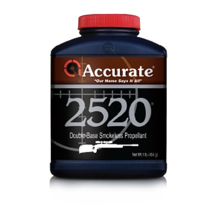 Accurate No. 2520 Smokeless Powder (1 Lb)