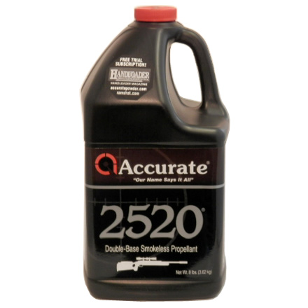 Accurate No. 2520 Smokeless Powder (8 Lbs)
