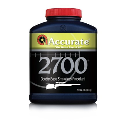 Accurate No. 2700 Smokeless Powder (1 Lb)