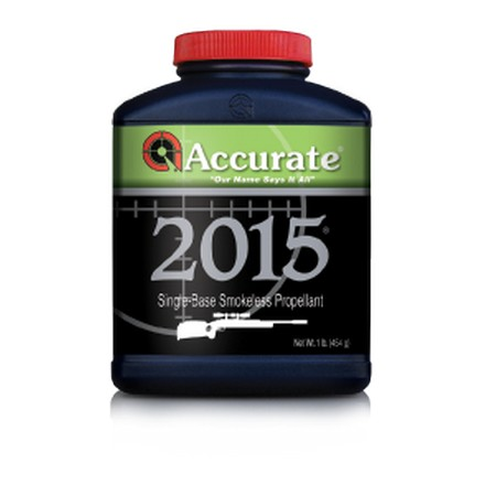 Accurate No. 2015 Smokeless Powder (1 Lb)