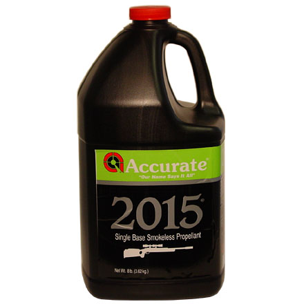 Image for Accurate No. 2015 Smokeless Powder (8 Lbs)