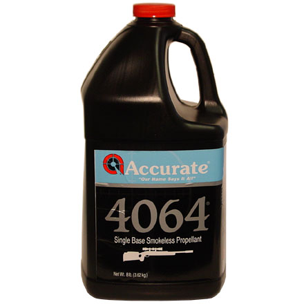 Accurate No. 4064 Smokeless Powder (8 Lbs)
