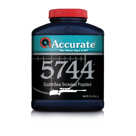 Accurate No. 5744 Smokeless Powder (1 Lb)