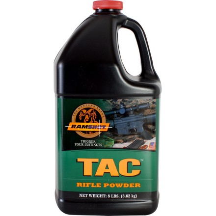 Ramshot TAC Smokeless Rifle Powder (8 Lbs)