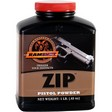 Ramshot Zip Smokeless Handgun Powder (1 Lb)